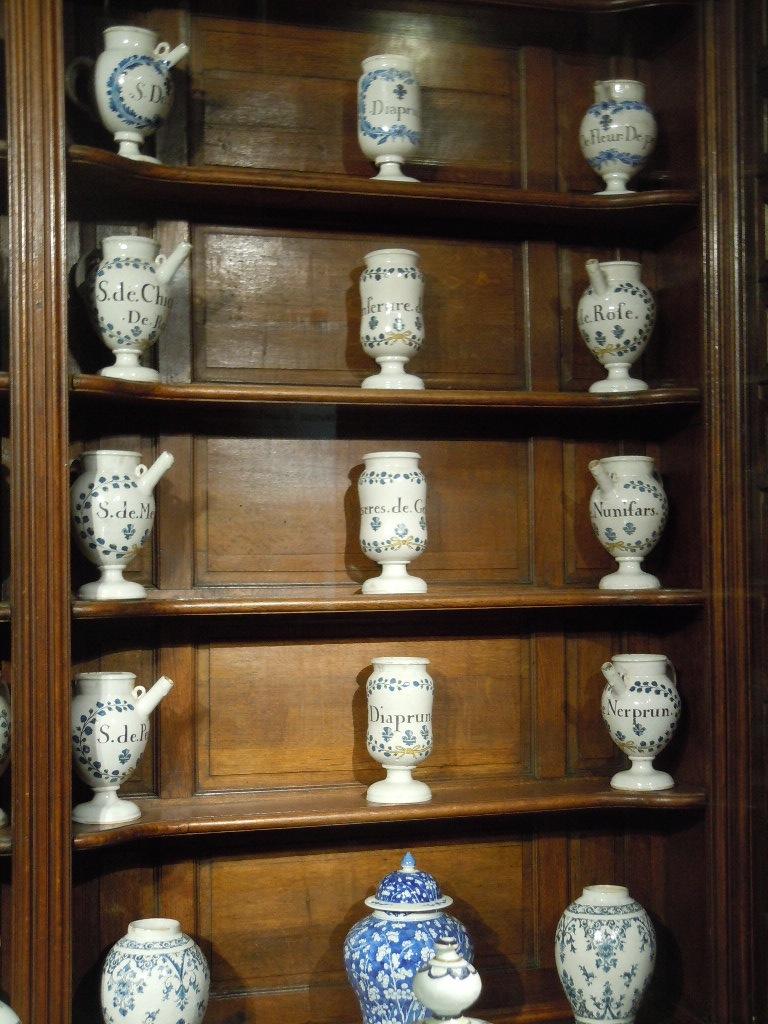 Sauvegarde du patrimoine pharmaceutique saint denis mus e d 39 art et d 39 histoire - Mobilier jardin oriental saint denis ...